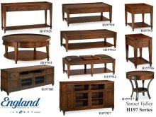Sunset Valley Tables H197