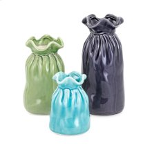Carter Vases - Set of 3