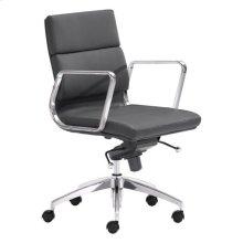 Engineer Low Back Office Chair Black