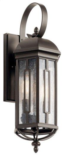Galemore 2 Light Wall Light Olde Bronze®