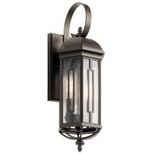 Galemore 2 Light Wall Light Olde Bronze®