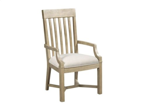 James Arm Chair Driftwood