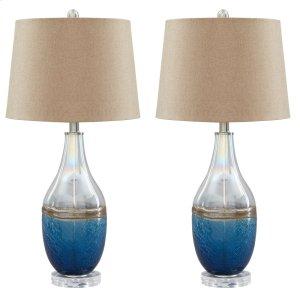 Ashley FurnitureSIGNATURE DESIGN BY ASHLEYJohanna Table Lamp (set of 2)