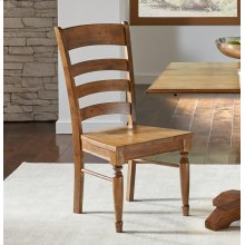 LADDERBACK SIDE CHAIR