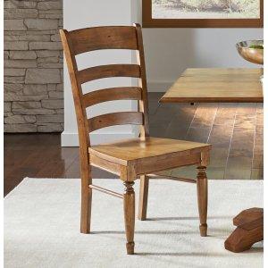 A America Ladderback Side Chair