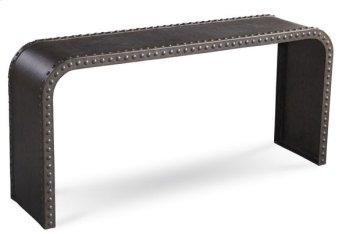 Epicenters Williamsburg Metal Console Table Product Image