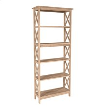 SH-7230X 72''H X -Sided Bookcase