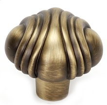 Venetian Knob A1502 - Antique English Matte