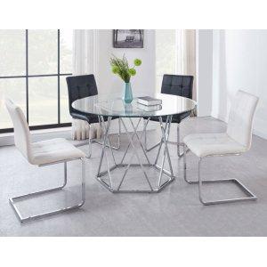 Steve Silver Co.Escondido Dining Table Base 31.5'' x 34.5'' x 29.5''H