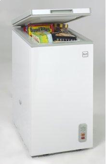 2.1 Cu. Ft. Chest Freezer - White