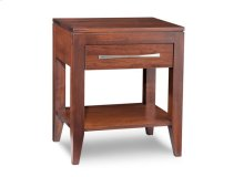 Catalina 1 Drawer Open Night Stand with Power Management