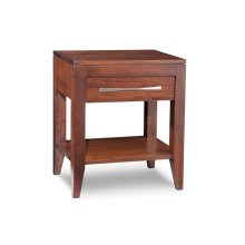 Catalina 1 Drawer Open Night Stand
