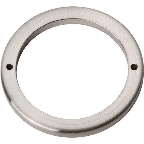 Tableau Round Base 3 Inch - Brushed Nickel