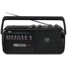 Am/fm/sw1-2 4 Band Radio/cassette Recorder