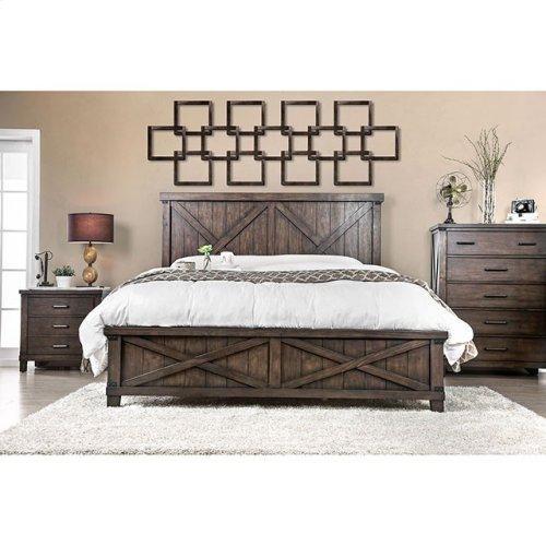Queen-Size Bianca Bed