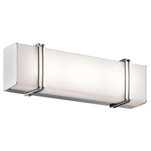 """Impello 18"""" LED Linear Vanity Light Chrome"""