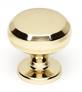Knobs A1174 - Polished Brass