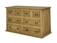 "65"" Dresser 8-Drawers"