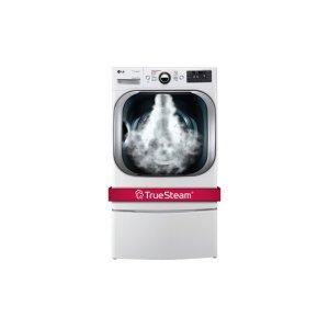 LG Appliances9.0 cu. ft. Mega Capacity Electric Dryer w/ Steam Technology