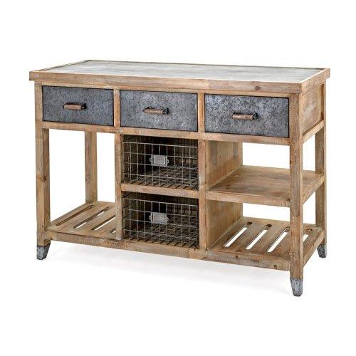 Katelyn Wood Table