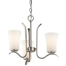 Armida Collection Armida 3 Light Mini Chandelier - NI