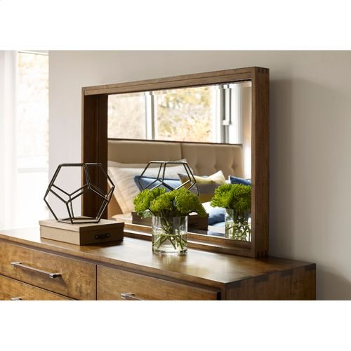 Traverse Glazier Mirror