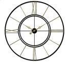 Iron Wall Clock Product Image