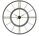 Iron Wall Clock Product Image