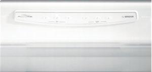 """42"""", White-on-White, Under Cabinet Range Hood, 300 CFM"""