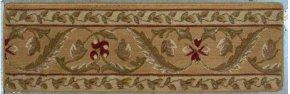 Ashton House Regal Vine A02b Gold-b 12''