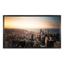 """Interactive Screen with Ultra HD Picture Quality (84.04"""" diagonal)"""
