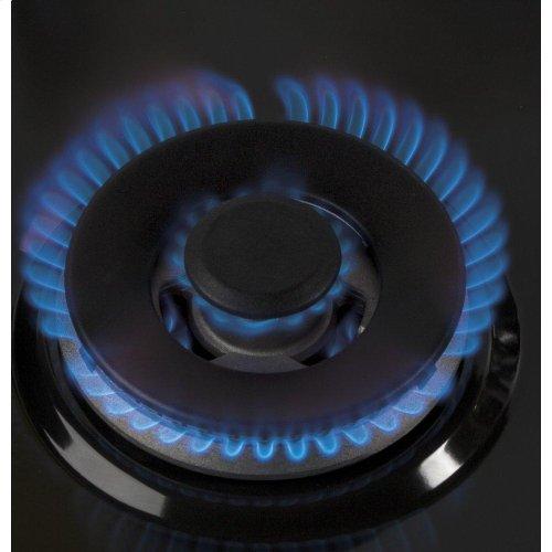 "GE Profile™ 30"" Slide-In Front-Control Gas Range"