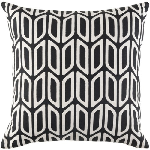 "Trudy TRUD-7191 18"" x 18"" Pillow Shell with Down Insert"