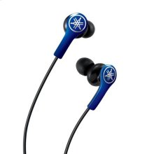 EPH-M100 BLACK High-performance Earphones with Remote and Mic