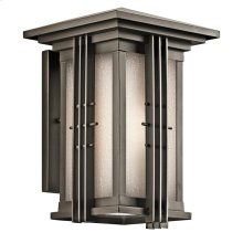 Portman Square Collection Portman Square Outdoor 1 Light Wall Light - OZ