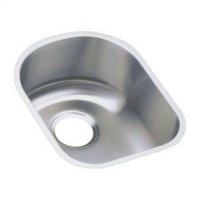 "Elkay Lustertone Classic Stainless Steel 14"" x 17-1/2"" x 7-1/2"", Single Bowl Undermount Sink"