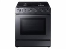 """5.8 cu. ft. 30"""" Gas Chef Collection Pro Range with Dual Convection"""