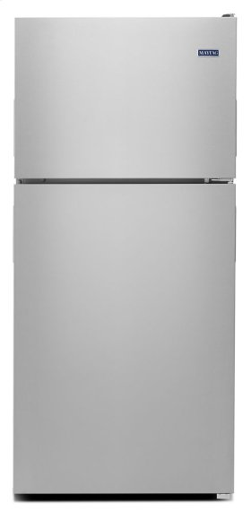 Maytag® 33-Inch Wide Top Freezer Refrigerator with PowerCold® Feature- 21 Cu. Ft.