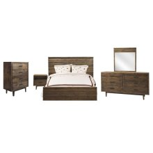Glendale 6 Drawer Dresser