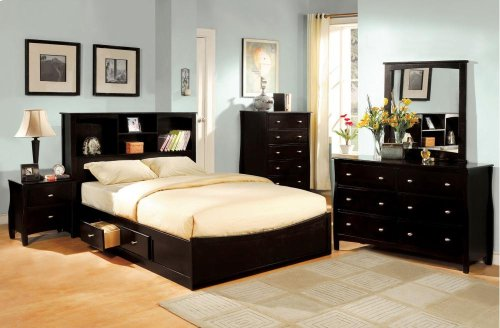 California King-Size Brooklyn Bed