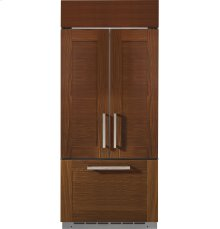"Monogram 36"" Built-In French-Door Refrigerator"