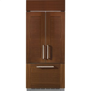 "MonogramMONOGRAMMonogram 36"" Built-In French-Door Refrigerator"
