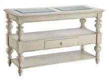 Delphi sofa table