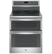 Premium Appearance, 7.2 cu.ft. total capacity, Glass-touch, PreciseAir Convection