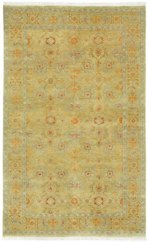 Park Lane Vintage Gold Hand Knotted Rugs