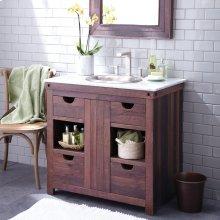 Cabernet Vanity Suite