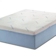 California King-Size Scilla Memory Foam Mattress