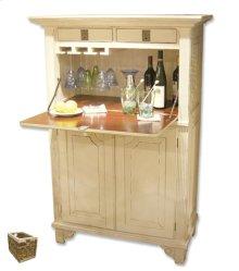 Fiori Bar Cabinet