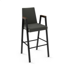 Edison Non Swivel Stool