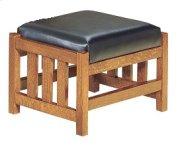 Brennan Morris Slat Footstool Product Image
